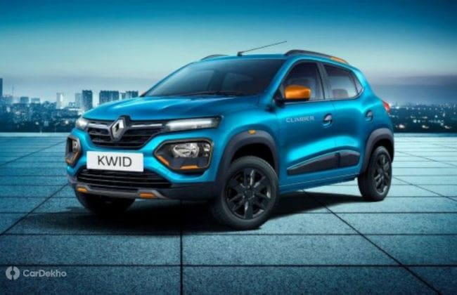 Renault Kwid Variants Explained: Which One To Pick?