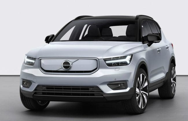 Volvo Introduces Its First-Ever Electric SUV: The XC40 Recharge - CarDekho thumbnail