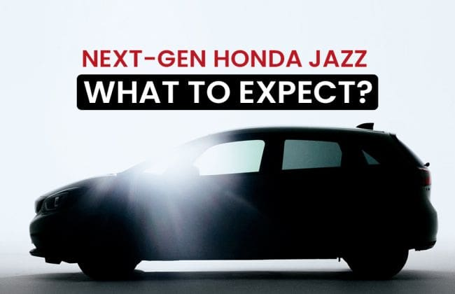 2020 Fourth-gen Honda Jazz: What To Expect?