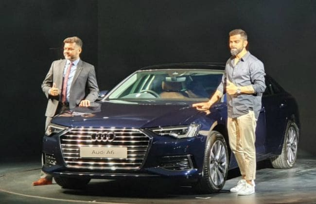 Eighth-Gen 2020 Audi A6 Launched In India At Rs 54.2 Lakh