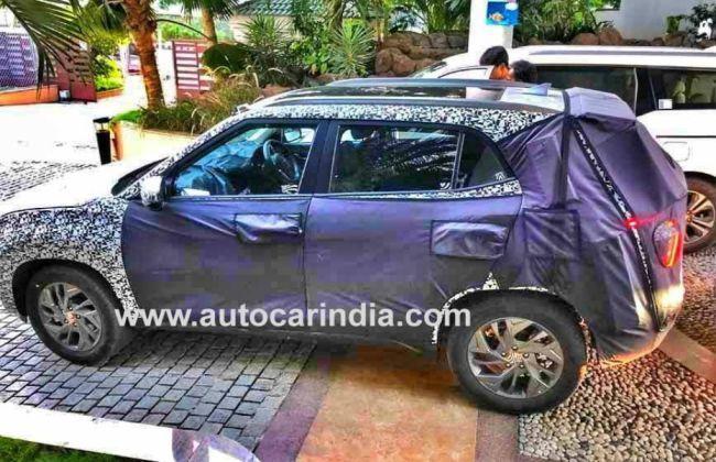 2020 Hyundai Creta To Get Panoramic Sunroof Like MG Hector