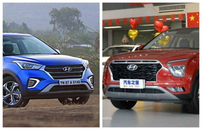 Old vs New: Hyundai Creta, Exterior, Interior, Engines