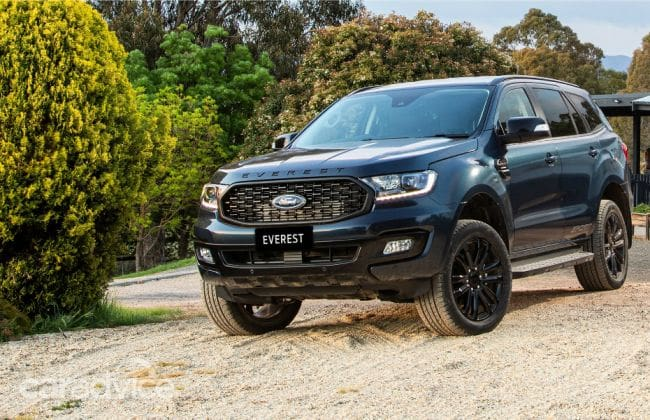 Ford Endeavour Now Gets A Sport Variant. Is It Coming To India?