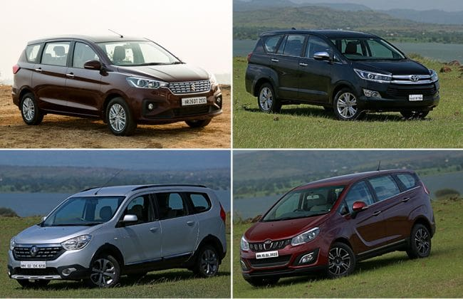 Maruti Ertiga Waiting Period Longer Than XL6, Toyota Innova Crysta This November