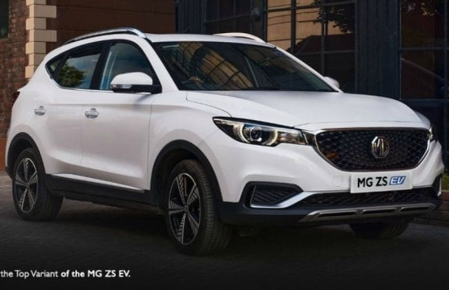 MG ZS EV To Cross 500km Range With Bigger Battery In The Future