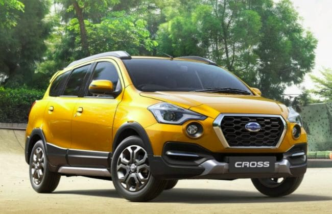 Datsun's Sub-4m SUV To Be Called The Magnite?