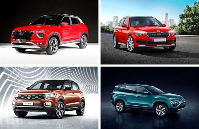 Kia Seltos And MG Hector Rivals You'll Get To See In 2020