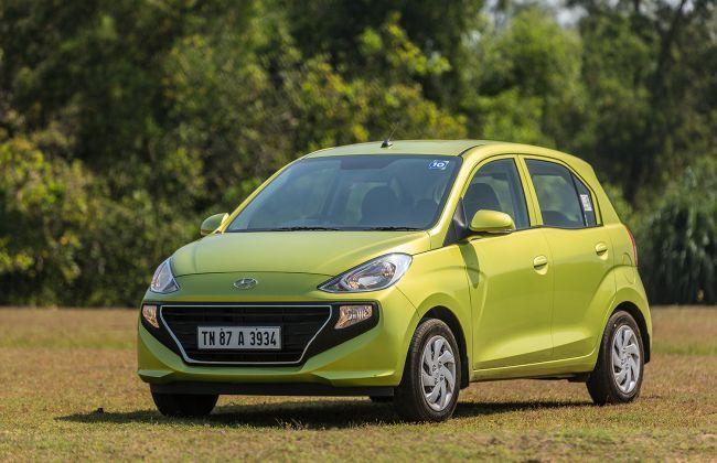 Hyundai Santro BS6 Details Revealed, Launch Soon - CarDekho thumbnail
