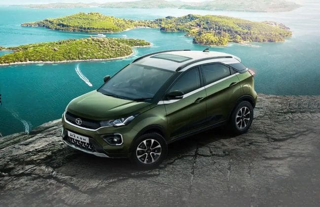 Tata Nexon XZ+(S) Variant With Sunroof Launched At Rs 10.10 Lakh