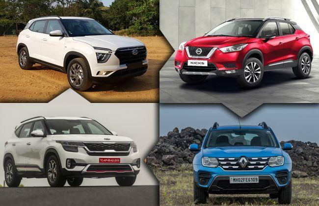 Hyundai Creta Makes A Comeback In March 2020 Sales