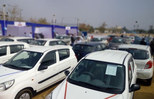 Coronavirus Leads To A Slump In Cars Sales In March 2020