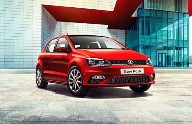Volkswagen Polo BS6 Variant-wise Prices Revealed