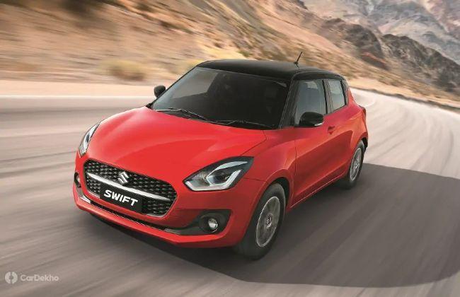 Top 10 Selling Cars Of February 2021 - Maruti Swift And Baleno Overtake Alto! - CarDekho