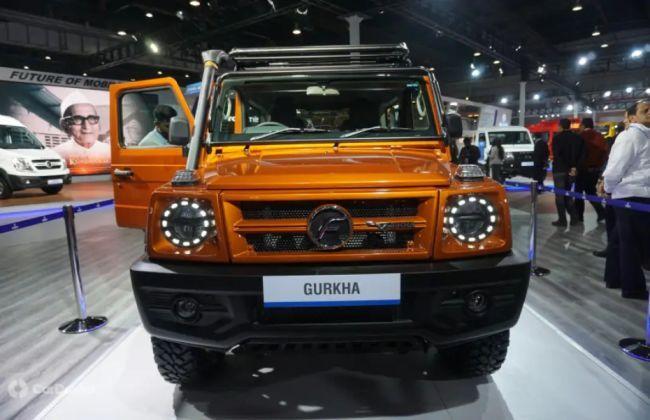 New Force Gurkha To Launch Around August 2021   CarDekho.com
