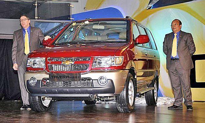 Chevrolet Tavera Neo Ls B3 10 Seats Bsii On Road Price Diesel