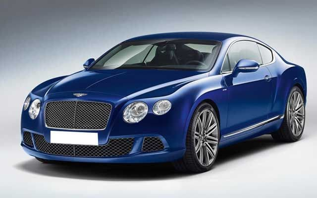Bentley to Launch Continental GT Speed Coupe- The Fastest Bentley Model Ever Produced
