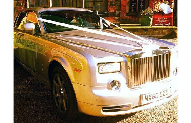 Rolls-Royce Introducing Wedding Editions of Ghost and Phantom in India