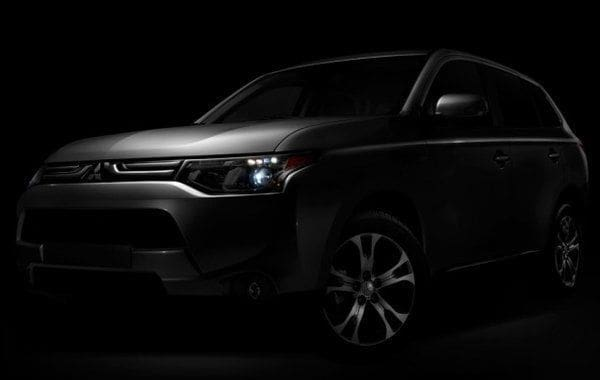 2014 Mitsubishi Outlander and 2013 Outlander Sport Edition to Debut at LA Auto Show