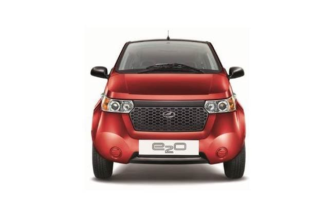 Mahindra Reva e2o to be launched in Delhi on 18th March