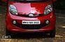 Tata Nano Road Test Images