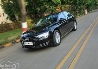 Audi A8 L 4.2 TDI V8  Enchantingly Luxurious