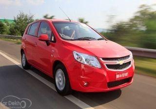 Chevrolet Sail U-VA 1.3 Diesel - New Era Instore