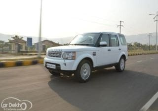 Land Rover Discovery 4 Expert Review