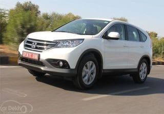 Honda CR-V Expert Review