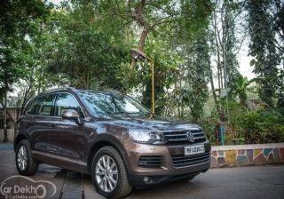 Volkswagen Touareg Expert Review