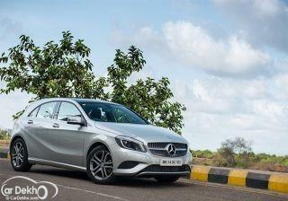 Mercedes-Benz A-Class Petrol Expert Review