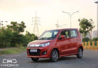 A More Upmarket WagonR- Maruti Suzuki WagonR Stingray Review