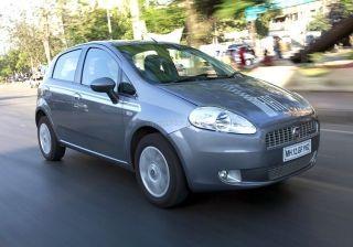 Fiat Grande Punto 90 Hp