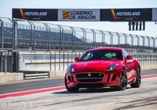 Jaguar F-TYPE Coupe First Drive