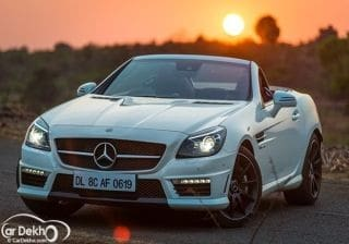 Mercedes-Benz SLK 55 AMG Expert Review