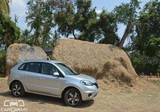 Renault Koleos facelift review