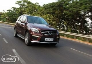 Mercedes-Benz ML 63 AMG Expert Review