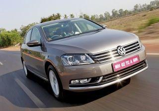 Volkswagen Passat BlueMotion 2.0 highline