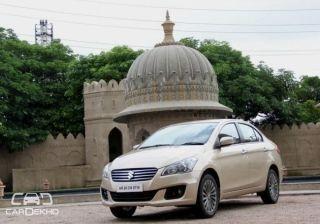 Maruti Ciaz - First Drive
