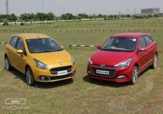 Hyundai Elite i20 V/S Fiat Punto Evo: Comparison Test