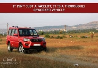 New Mahindra Scorpio: Expert Review