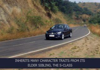 New Mercedes-Benz C200: First Drive