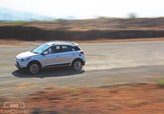 Hyundai i20 Active : First Drive