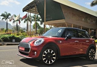 Mini Cooper D 5-Door: First Drive