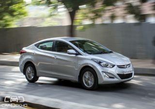 2015 Hyundai Elantra: Expert Review