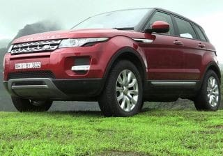 Land Rover Range Rover Evoque - Expert Review