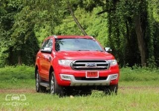 Ford Endeavour - First Drive Review