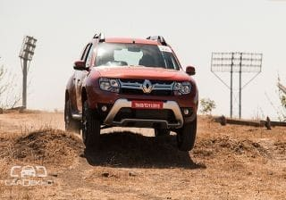 2016 Renault Duster AMT - First Drive Review