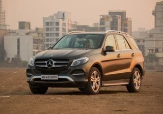 Mercedes - Benz GLE350d 4MATIC | Expert Review