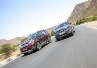Honda BR-V vs Hyundai Creta Comparison Review