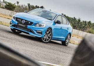 Volvo S60 Polestar: First Drive Review